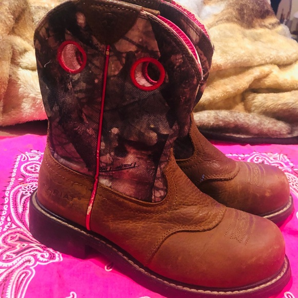Ariat Shoes | Womens Steel Toe Work